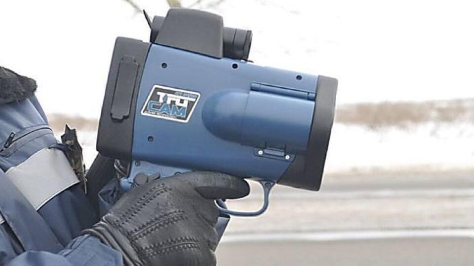 У Луцьку ще на чотирьох вулицях патрульні вимірюватимуть швидкість радарами TruCAM