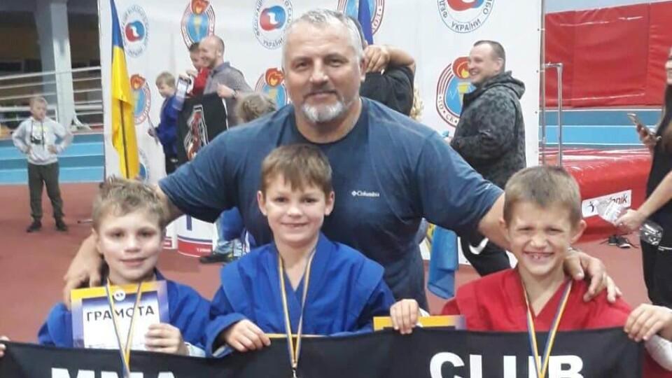 Волинські спортсмени здобули 21 медаль на чемпіонаті України з бойового самбо
