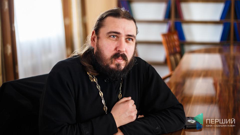 «Мене часом так і називають Макарій Волноваський», - луцький священик зі Сходу. ІНТЕРВ'Ю