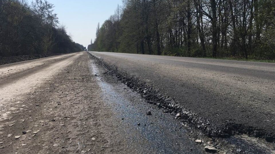 На Волині 16 кілометрів дороги відремонтують за 1,3 мільйона євро