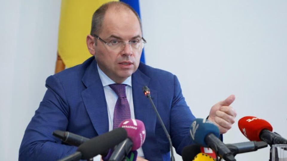 Степанов заявив, що Україна буде виробляти власну вакцину від COVID-19