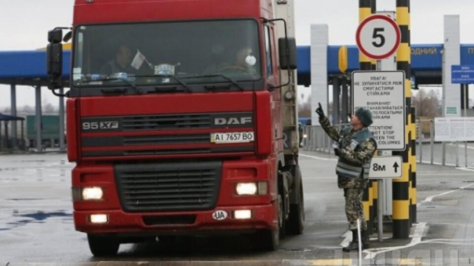 На «Ягодині» запрацював сканер для вантажівок, який допоможе викоренити корупцію, – прем'єр-міністр