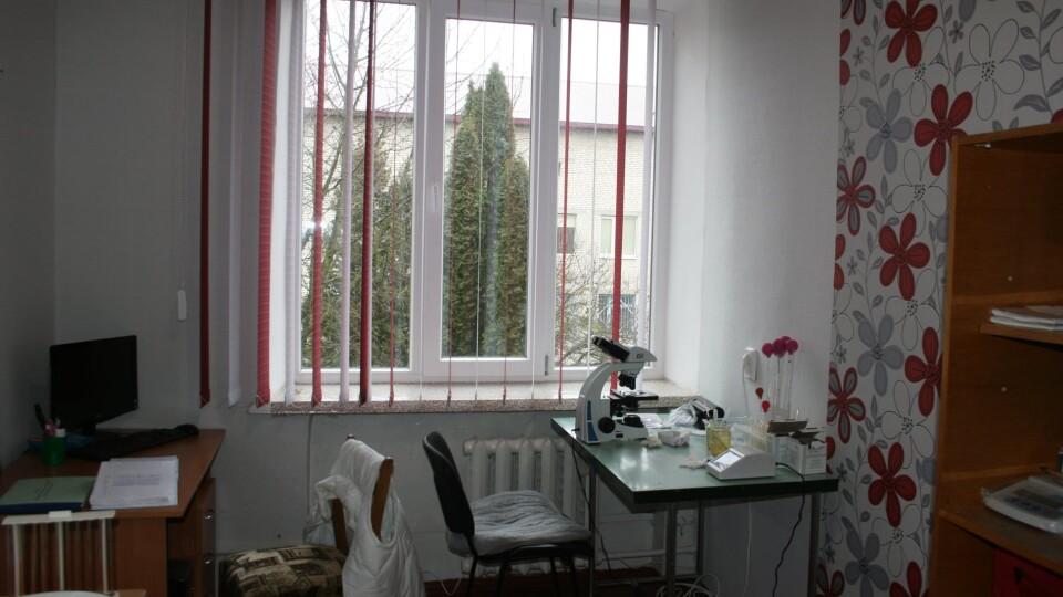 Лабораторію в Рожищенському центрі ПМСД перенесли в краще приміщення