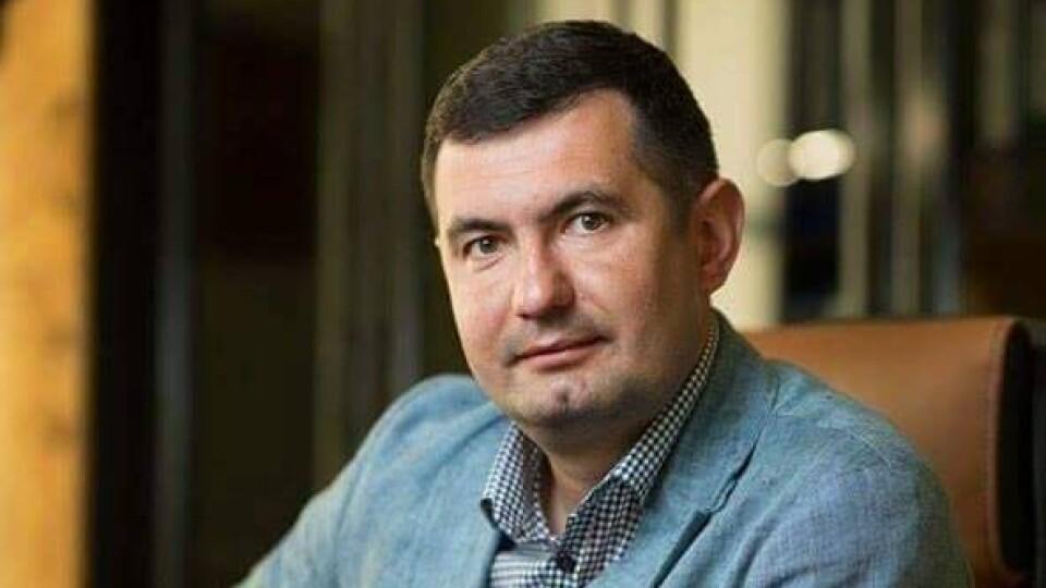 Перший заступник голови Луцькради Григорій Недопад іде з посади
