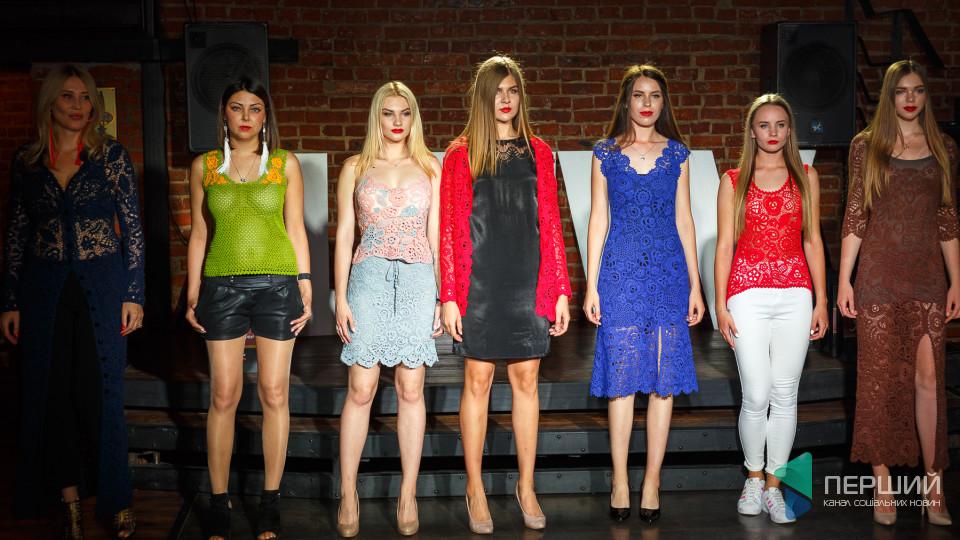 Сукні-транформери та спокуслива білизна: чим вражав перший день Lutsk Fashion Weekend. ФОТО
