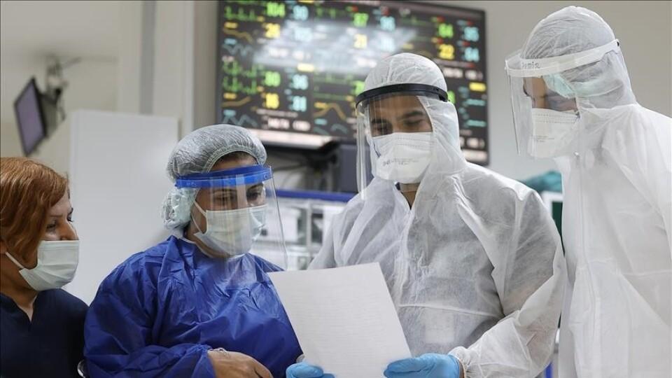 В Україні за добу виявили 852 хворих на коронавірус. Одужало — 2 736