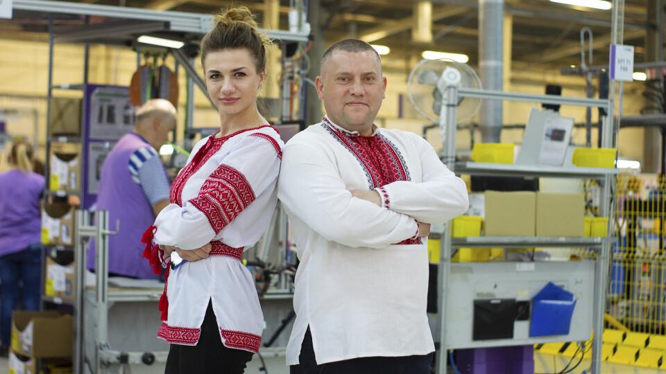 День вишиванки на луцькому заводі «Кромберг енд Шуберт». Фоторепортаж