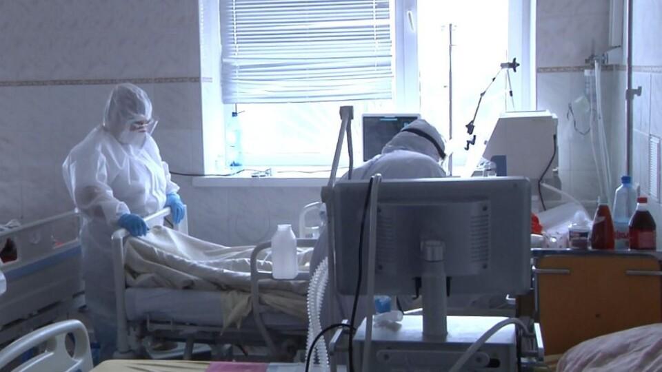 У інфекційному шпиталі в Боголюбах облаштували додаткові ліжкомісця. Яка ситуація у медзакладі