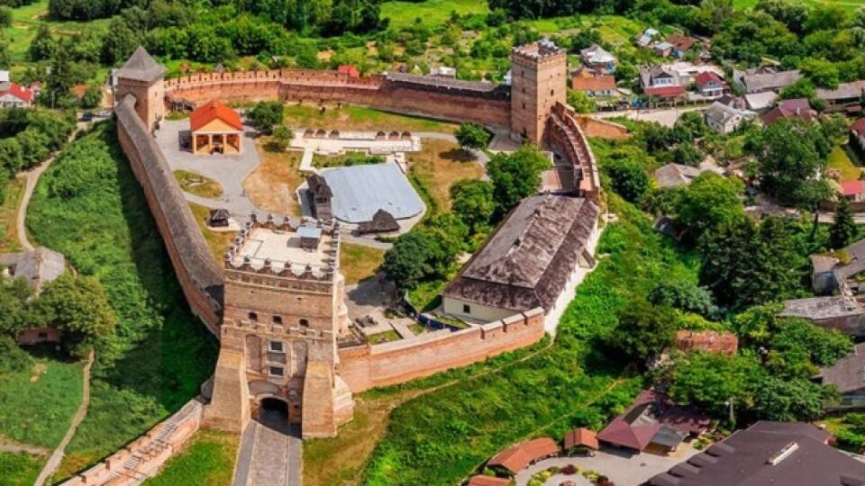 Луцький замок знову відкрили для туристів