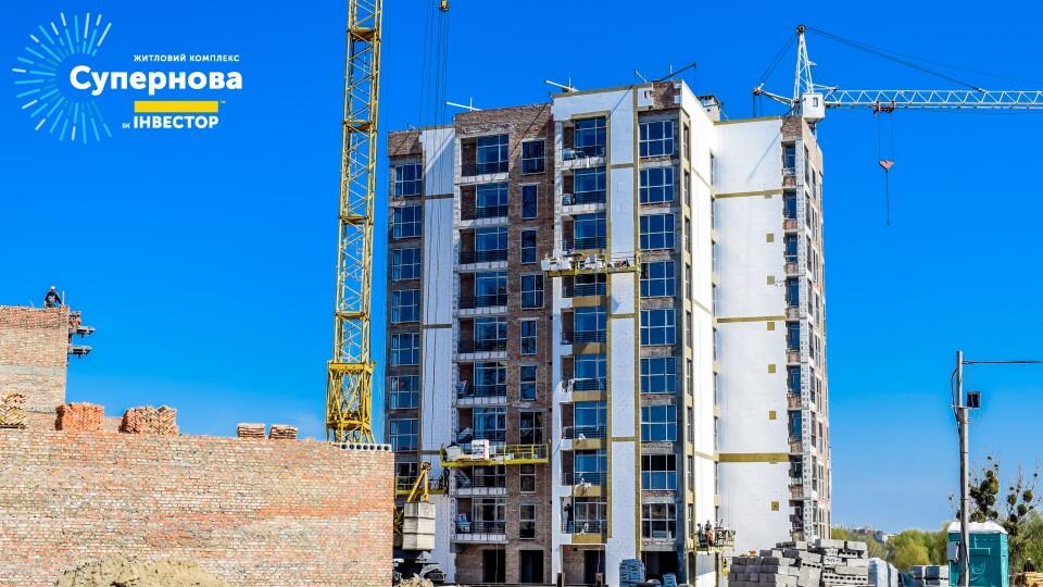 Що відбувається на «Суперновій»: фотозвіт з будівельного майданчика