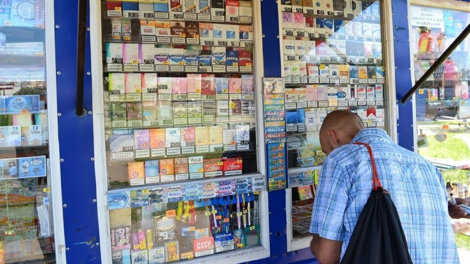 В Україні зросте ціна на сигарети і алкоголь. Коли і на скільки