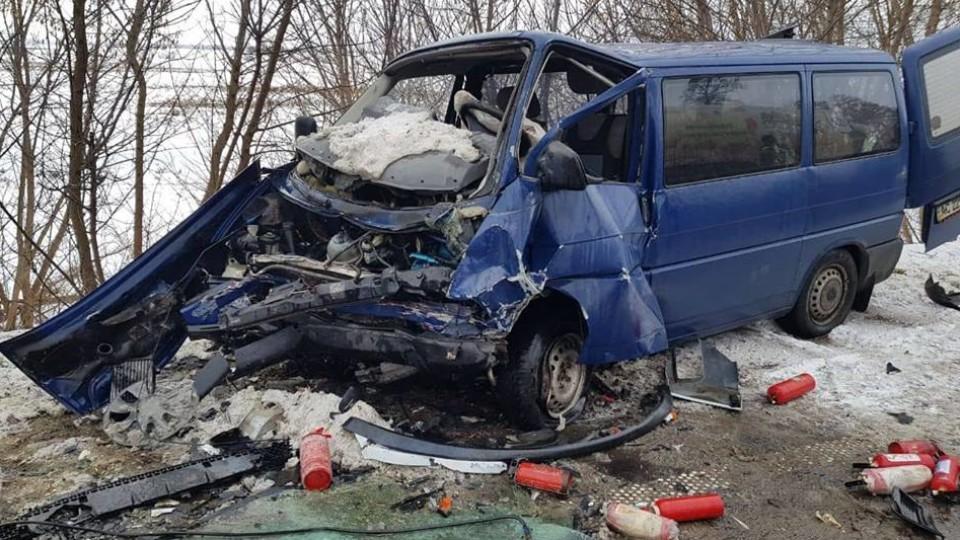 Врізалися лоб в лоб: смертельна аварія під Ковелем. ФОТО