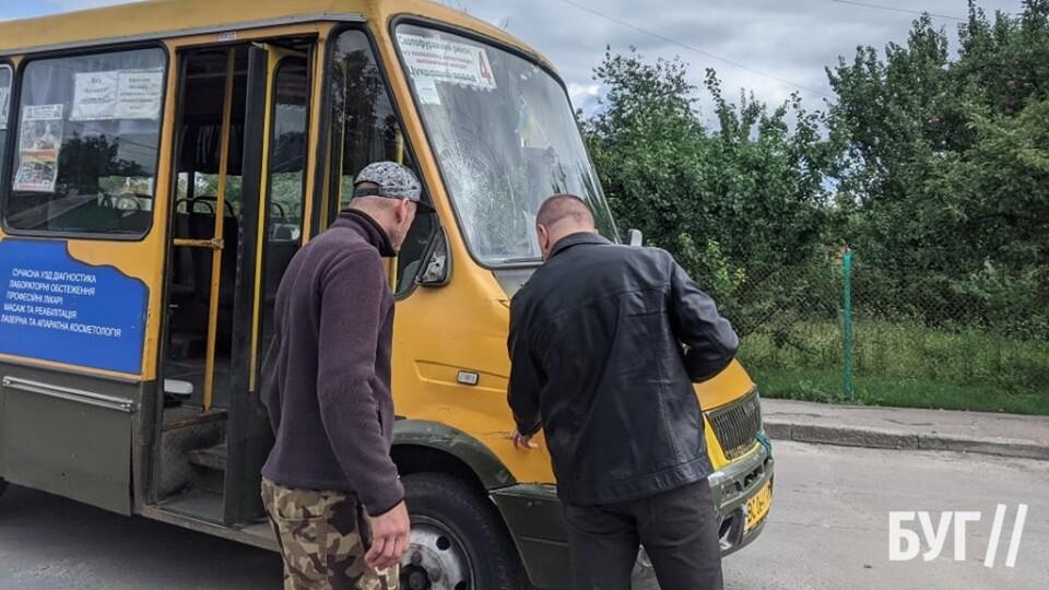 У Володимирі водій маршрутки збив неповнолітнього велосипедиста