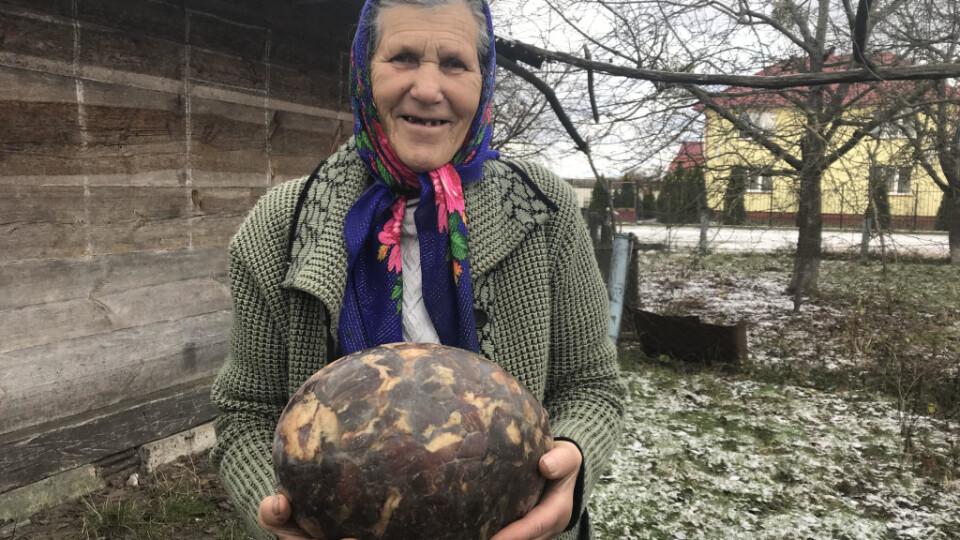 Карух родом із Полісся. Волинянка поділилася рецептом популярного делікатесу