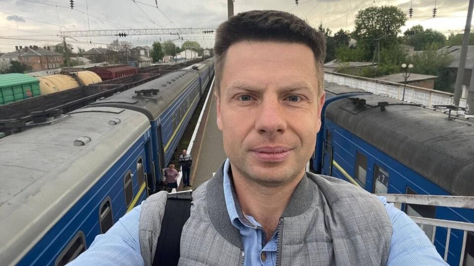 Нардепа Гончаренка обікрали у потязі «Ковель-Одеса»