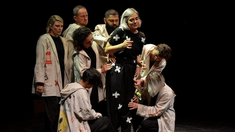 Лучан запрошують на українсько-грузинську виставу