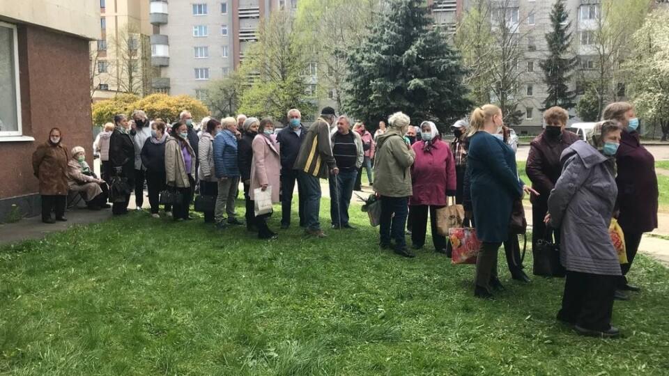 У Луцьку – черги через переоформлення субсидій. Люди чекали понад дві години