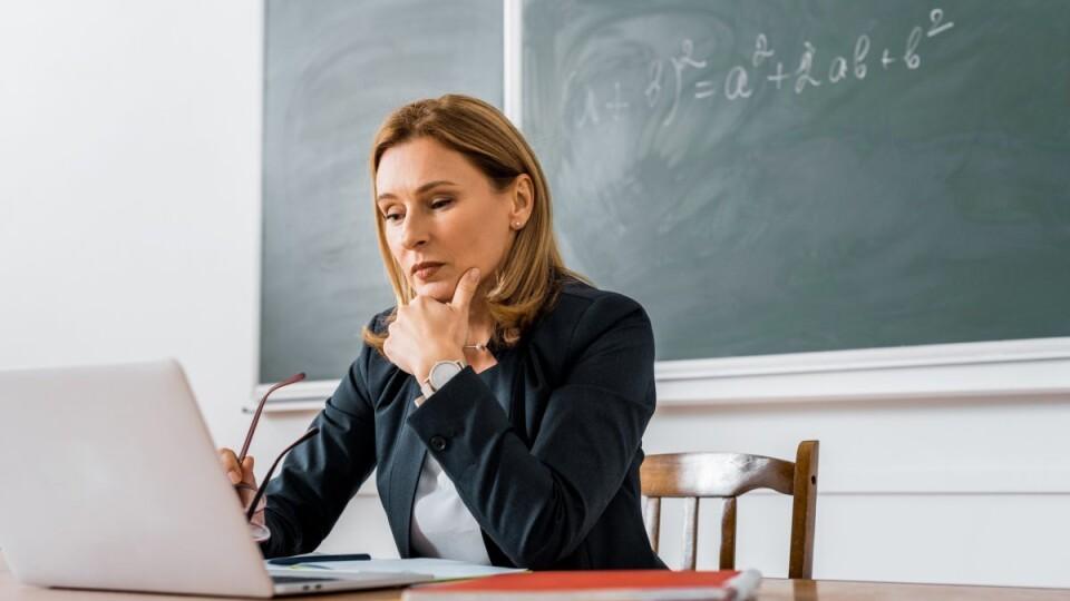 Вчителям можуть доплачувати за дистанційне навчання, – Міністерство освіти