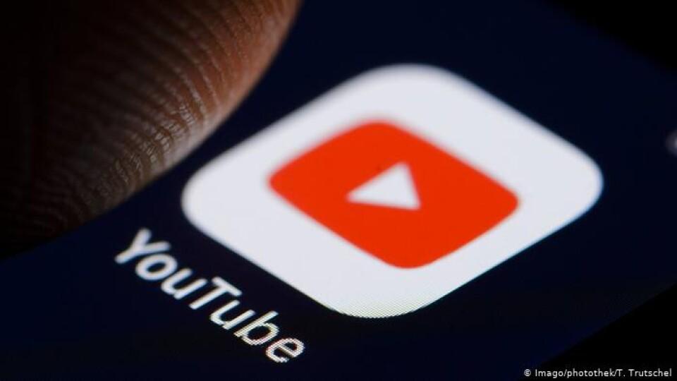 YouTube заблокував канали 112, Newsone та ZIK в Україні