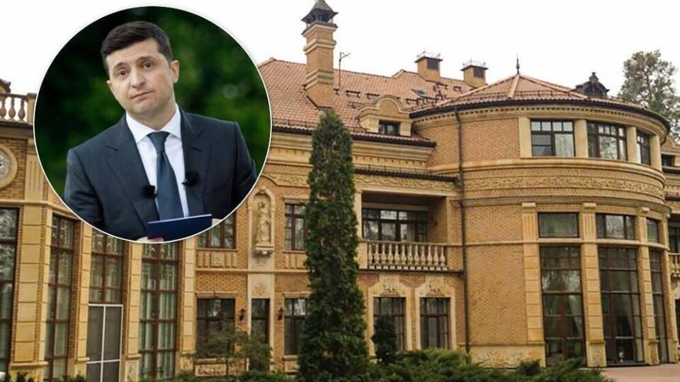 «Я продав будинок, а резиденція — просто готель», - Зеленський