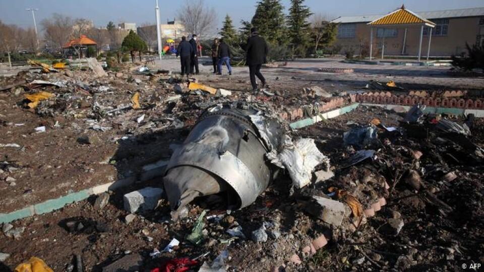 Іран офіційно визнав, що збив ракетою український літак