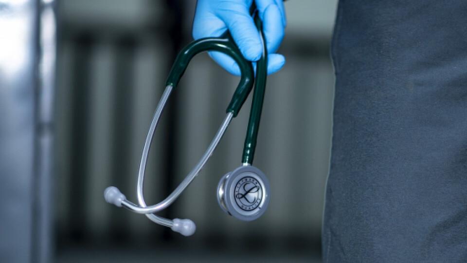 Із вересня українським медикам пообіцяли зарплату на 3,5 тисячі більшу