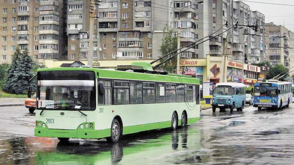 Скільки коштуватиме проїзний квиток у луцьких тролейбусах