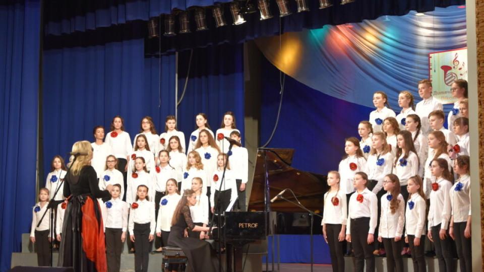 Луцька музична школа продемонструвала свої таланти. ФОТО