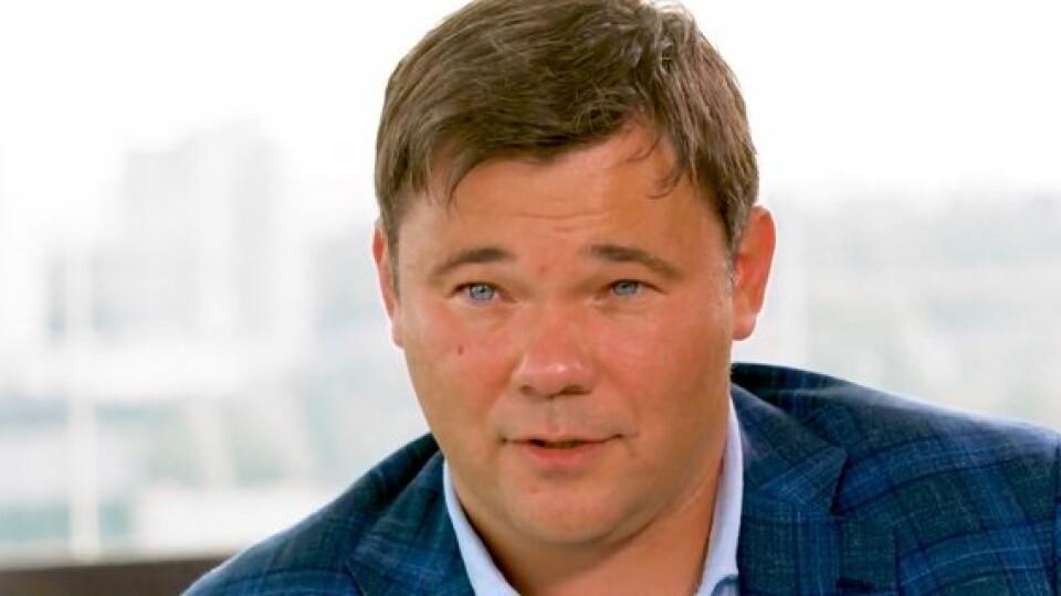 ДБР викликає Богдана, аби перевірити його слова в інтерв'ю Гордону