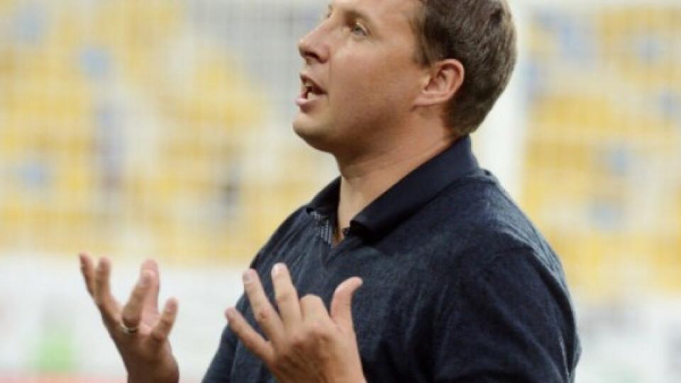 Головний тренер ФК «Волинь» звільняється