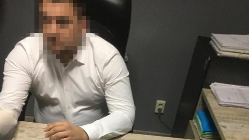 У Луцьку на хабарі 2 тисячі доларів затримали адвоката