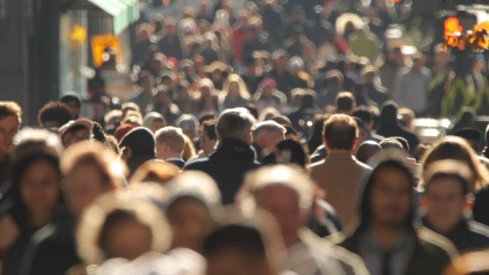 В Україні населення залишилося менше як 42 мільйони