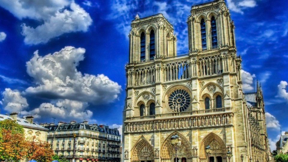 Цікаві факти про Собор Паризької Богоматері. ФОТО