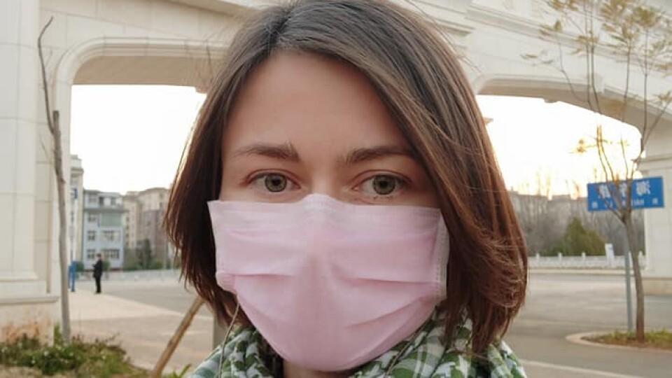 «Ситуація нормальна і паніки не провокує». Волинянка розповіла, як у Китаї борються з коронавірусом
