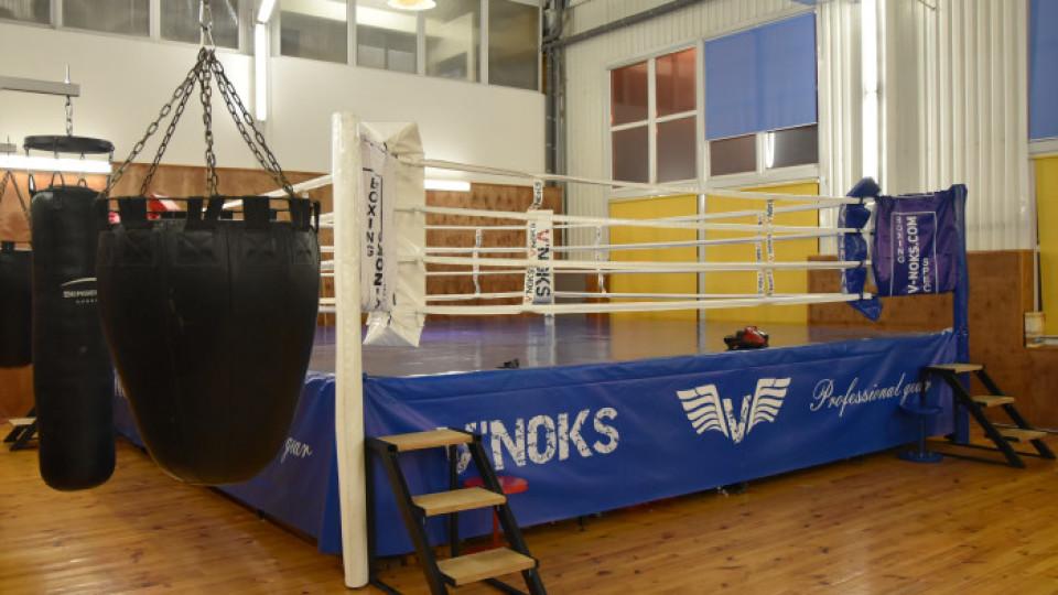 У Луцьку з'явився новий боксерський ринг. ФОТО