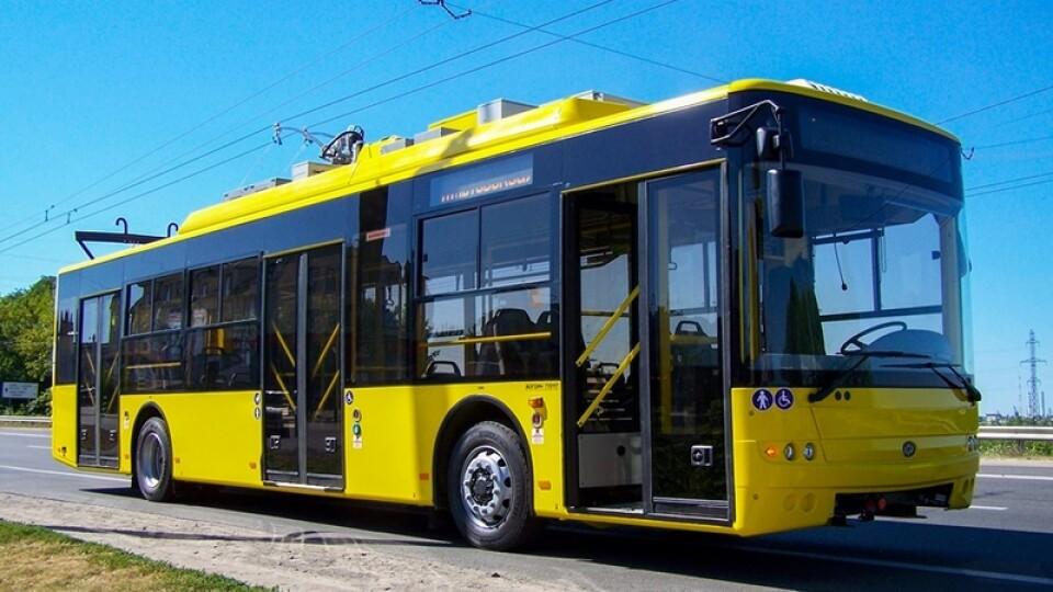 Для Луцька можуть не купити нові тролейбуси до кінця року