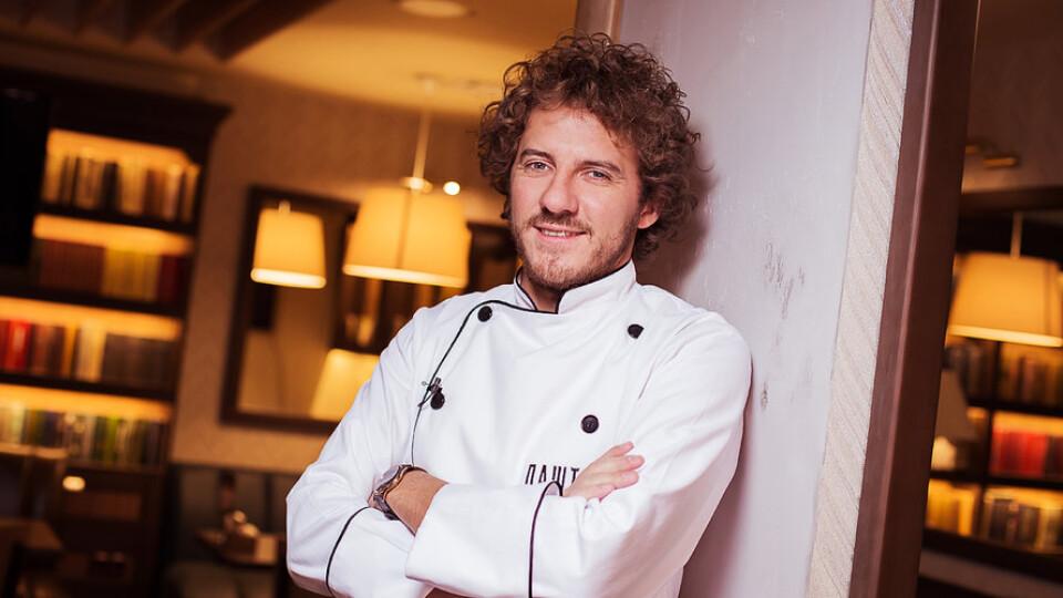 У луцьких школах готують за рецептами відомого кухаря Євгена Клопотенка