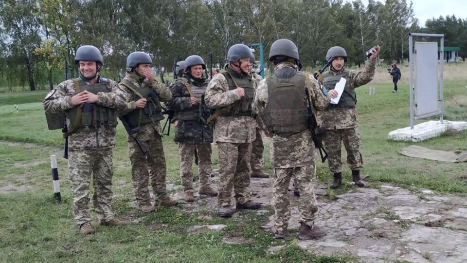 На Волині почалися навчання підрозділів тероборони