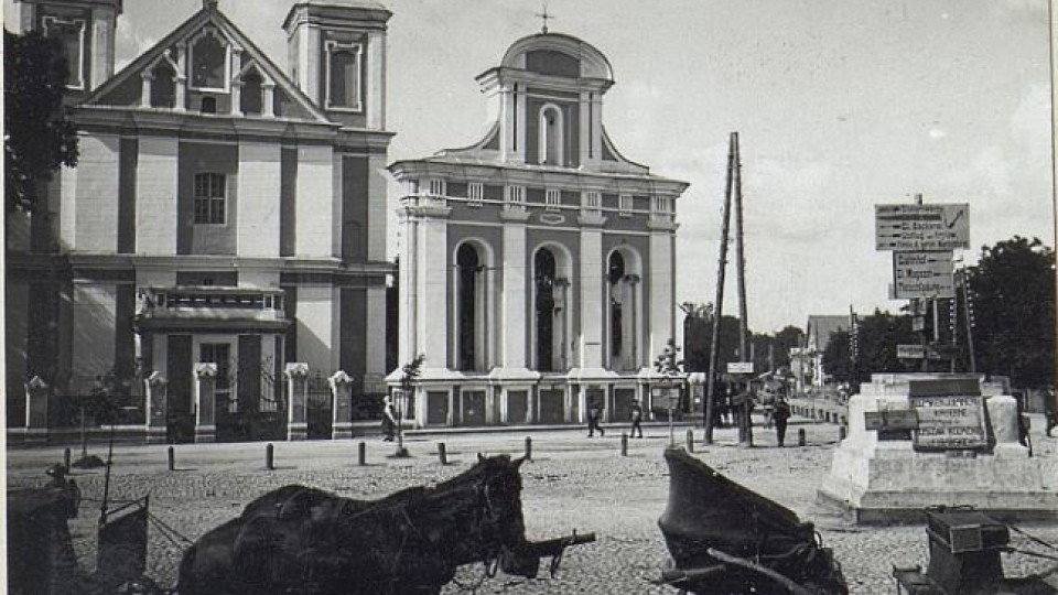 Як «радянська голота» знищила елітну вулицю волинського міста. ЗГАДАТИ ВСЕ