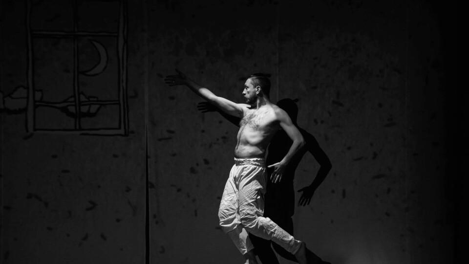 Луцький театр «Гармидер» покаже особливу виставу про Кумановського. Про що? Хто грає? Куди йти?