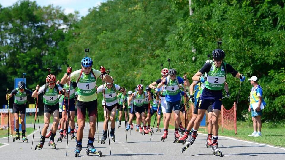 У Луцьку перекриють центр міста через змагання з літнього біатлону