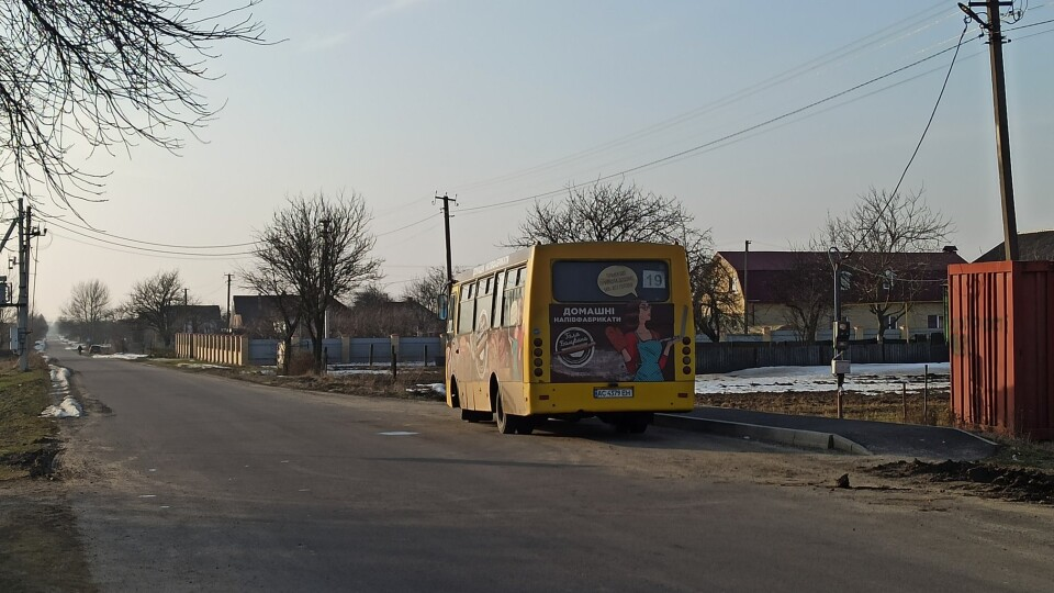 Водій маршрутки №19 не захотів їхати до кінцевої зупинки, – лучанка