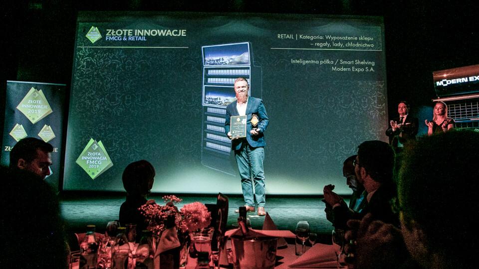Нагороди за інноваційні продукти. Компанію Modern-Expo відзначили у Варшаві
