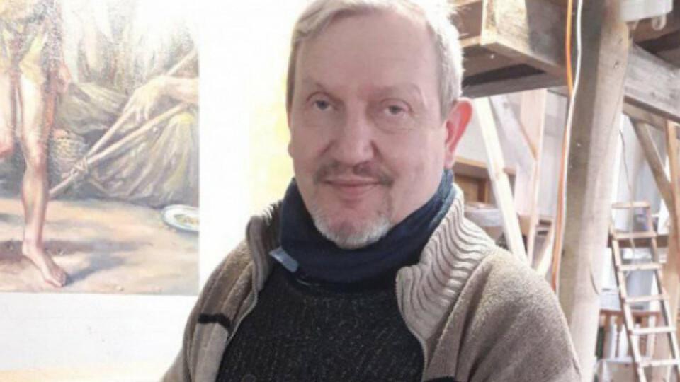 Помер відомий волинський іконописець