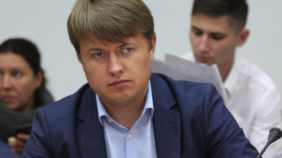 Волинянин Андрій Герус уже не представник президента у Кабміні