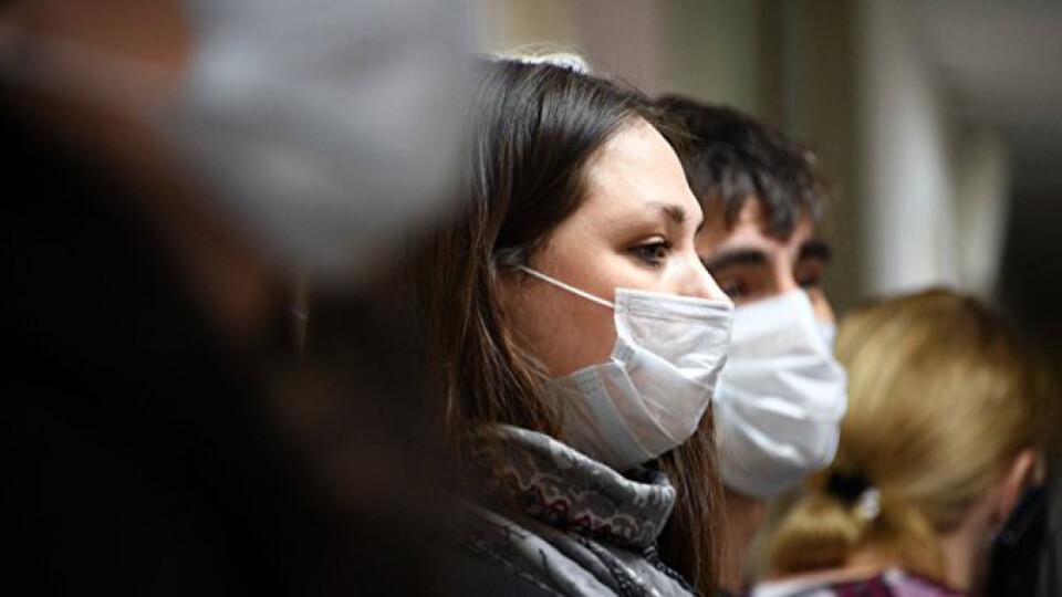 Де на Волині найвища захворюваність на коронавірус