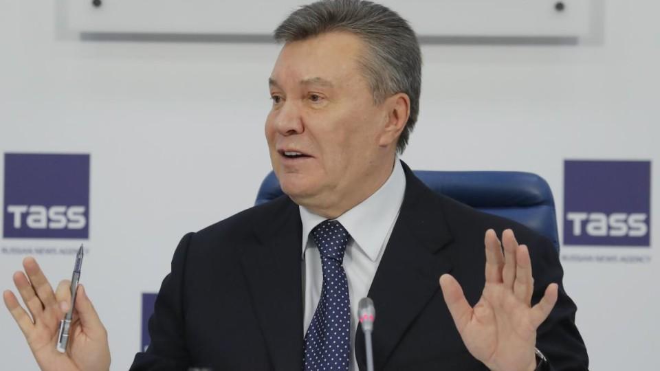 Вони взяли на себе великий гріх, – Янукович про отримання Україною Томосу