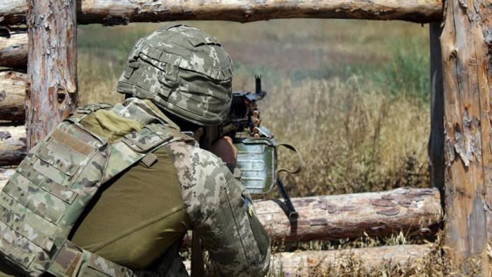 На Сході окупанти вбили українського військового