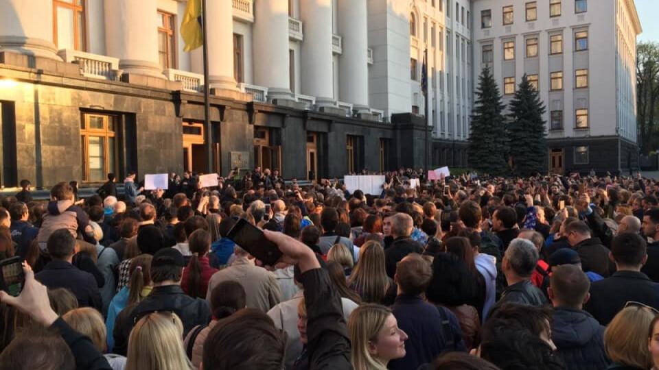 «Йдемо перемагати на парламентські вибори», – Порошенко. ФОТО. ВІДЕО