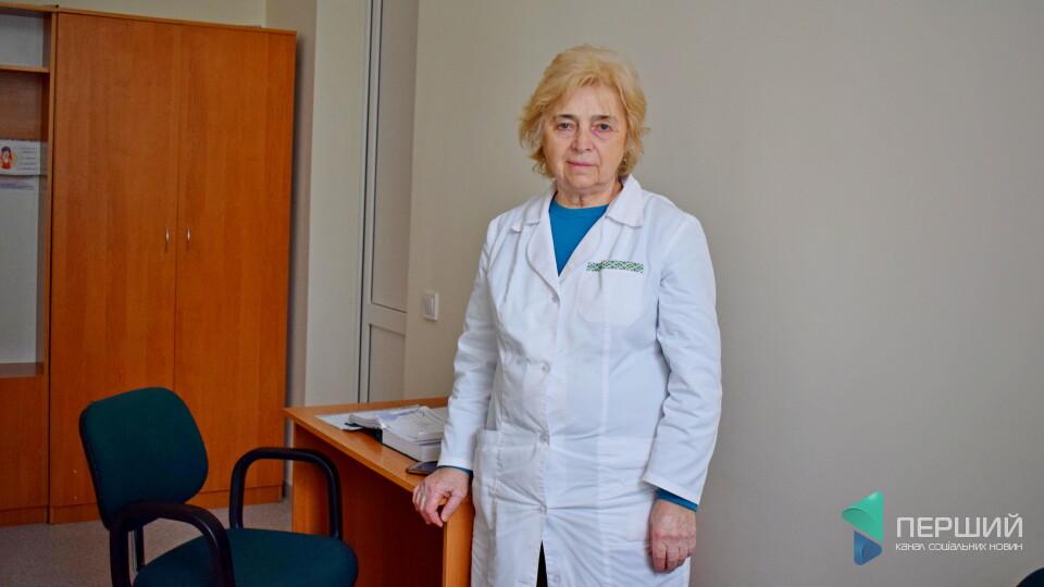 «Я не бачу, що ситуація покращується», - луцька лікарка-інфекціоністка Галина Морочковська. ІНТЕРВ'Ю